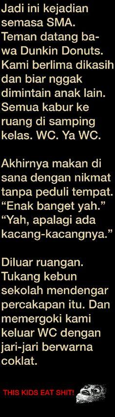 #Funny #Humor #Indonesia #DunkinDonut