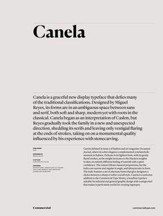 Produkt typeface by Commercial Type Type Design, Book Design, Layout Design, Web Design, Graphic Design, Brand Design, Typography Design Layout, Design Ideas, Label Design