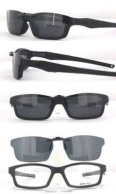 Other Vision Care: Custom Fit Polarized Clip-On Sunglasses For Oakley Crosslink Ox8027 53X17 8027 -> BUY IT NOW ONLY: $58.88 on eBay!