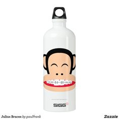 Julius Braces SIGG Traveler 1.0L Water Bottle #paulfrank