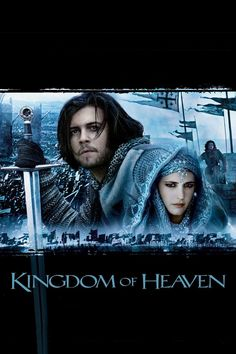 Titolo originale: Kingdom of Heaven Durata: Anno: 2005 Produzione: USA Regia: Ridley Scott Cast: Orlando Bloom, Eva Green, Liam Neeson, Jeremy Irons Liam Neeson, Orlando Bloom, Films Cinema, Cinema Posters, Movie Posters, Edward Norton, Streaming Hd, Streaming Movies, Film Watch