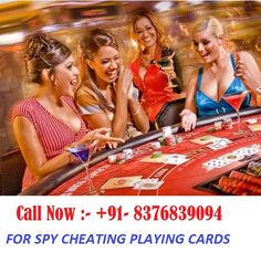 Call Now 8376839094 and Get latest spy cards for playing cards games with these cards you will win every cards game and enjoy. These cards specially made for cheating with these cards you play game without fear of losing game. The 007detective.com is the best dealer of spy cheating playing cards in Delhi. To know more visit:- http://www.007detective.com/