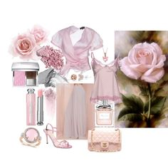 """Pink Possibilities"" by prettyyourworld on Polyvore"