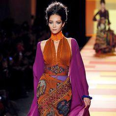 Jean Paul Gaultier Couture Spring 2013 | Pictures | POPSUGAR Fashion