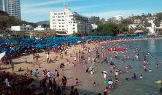 Acapulco registra ocupación hotelera de 87.3%: Sefotur - Noticias MVS
