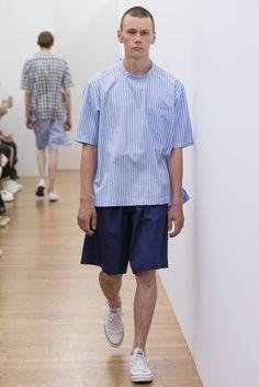 Comme des Garçons Shirt, Look #7