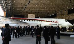 Japan unveils first passenger #jet in four decades | #CakapNiaga - Google+