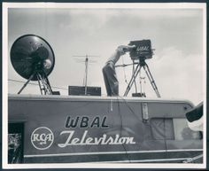 In 1948, WBAL-TV broadcasted for the first time from its studio on North Charles Street, becoming the second TV station in Maryland. WMAR-TV was the first, having launched in October of 1947.