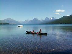 (4) Gail Garcia - Lake Mcdonald
