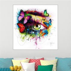 Canvas Home, Canvas Wall Art, Types Of Art Styles, Abstract Pictures, Nordic Art, Home Pictures, Art Pages, Modern Wall Art, Abstract Wall Art