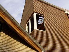 Architect Jonatan Van Wijngaarden As - Hout inspiratie gevel