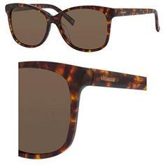 4366dcd29b2 Polaroid Sunglasses Womens Pld4022s Polarized Rectangular Sunglasses  HavanaBrown Polarized 57 mm   Learn more by visiting