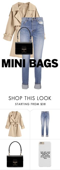 """""""Untitled #158"""" by co-incid-ence on Polyvore featuring Yves Saint Laurent and Dolce&Gabbana"""