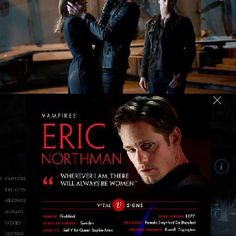 Oh Eric.  I'd spend a few lifetimes with you