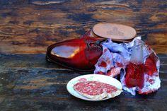 http://chicerman.com  dandyshoecare:  Salame di Felino Campari Soda & Shoes  #menshoes