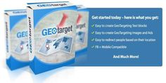 Geo Target Review + HUGE Bonus + 50% Discount - Skyrocket Your Conversions With This Brand New Technology...  Skyrocket Your Conversions With An Intelligent Geo-Location Technology That GeoOptimizes Your Website For More Sales