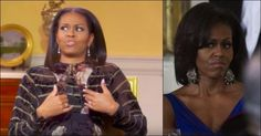 Michelle Opens Fat Trap To Slam Trump, Backfires For ONE Damning Reason