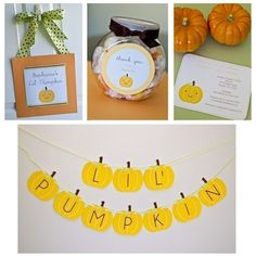 Kaylyn pumpkin party