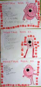 7 Ideas De Monstre Rosa Monstruos Cuentos El Cuento Actividades