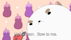 bee and puppycat :)