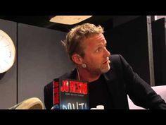 Jo Nesbø - lansering av Politi 6. juni 2013 Film, Youtube, Movie, Film Stock, Cinema, Films, Youtubers, Youtube Movies