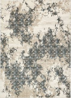 A2Z Rug Modern Abstract Beige 10' 2 x 13' 5 Monaco Collection Area rug - rugs for living room - rugs for dining room & bedroom - Floor Carpet