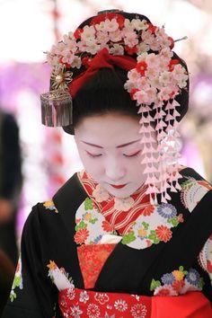 Maiko 舞妓 Japan