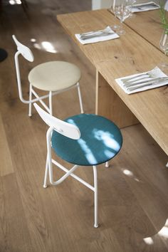 MENU Afteroom chair at Restaurant Italy in Copenhagen