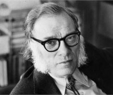 An anecdote (and a Christmas pun) from acclaimed science fiction author Isaac Asimov Isaac Asimov, Science Fiction, Thanks My Friend, Lead The Way, Wise Women, Another Man, Guy Pictures, How To Become, Short Hair Styles
