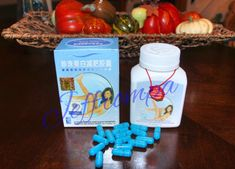 20 NEW PEARL WHITE SLIMMING CAPSULES LOSE WEIGHT PILLS REDUCE FAT LOSS SLIM FIT #ad
