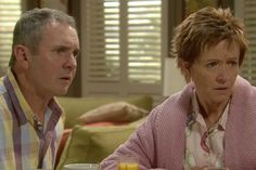 Neighbours tv show The Kennedy ' s Susan and Karl