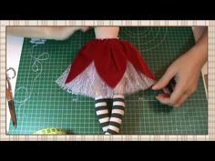 1 million+ Stunning Free Images to Use Anywhere Doll Clothes Patterns, Doll Patterns, Video Mc, Christmas Elf Doll, Doll Videos, Softie Pattern, Free To Use Images, Doll Tutorial, Sewing Dolls