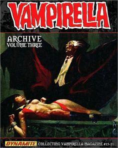 Vampirella Archives, Volume 3