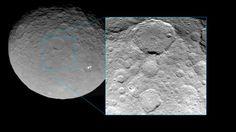 Nei giorni scorsi la sonda spaziale Dawn della NASA si è avvicinata al pianeta nano Cerere e ha scattato varie fotografie ravvicinate della sua superficie. Leggi i dettagli nell'articolo!