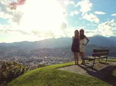 at the top of Lugano again :)