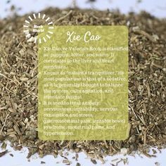 With the months getting hotter it may be a good idea to add today's herb Xie Cao to your diet  #tcm #traditionalchinesemedicine #acupuncture #acupunctureworks #masters #doctorate #healthy #healthyliving #healthylife #integrativemedicine