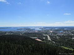 Puijo, Kuopio, Finland Finland, Airplane View, Mountains, Nature, Travel, Naturaleza, Viajes, Destinations, Traveling