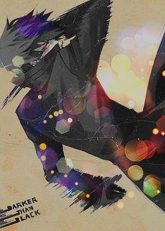 Darker than black id. by Rehasharg.deviantart.com on @deviantART