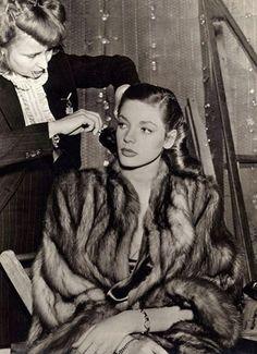Homenaje al estilo de Lauren Bacall  Tribute to Lauren Bacall's style
