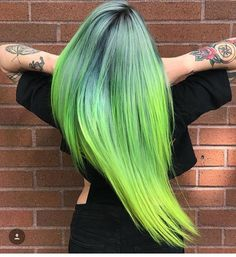 "5,557 Likes, 15 Comments - Pulp Riot Hair Color (@pulpriothair) on Instagram: ""@evelynsanchez03 from @headrushsalon is the artist... Pulp Riot is the paint."""