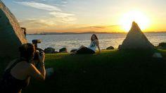 Por do sol, Porto Alegre/RS