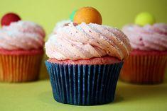 Crybaby Kool-Aid Cupcakes
