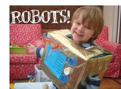 I am a robot!