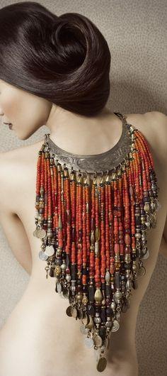 Boho Necklace ☮