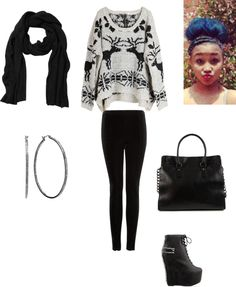 """""""for star from the omg girlz (or zonnique pullins)"""" by mahogoneyb ❤ liked on Polyvore"""
