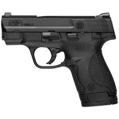 """Smith & Wesson M&P Shield, Semi-automatic, 9mm, 180051, 022188149135, 3.1"""" Barrel, MA Compliant"""