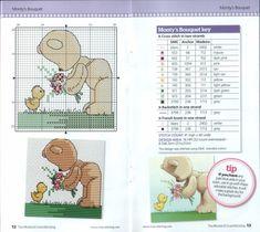 (1) Gallery.ru / Фото #105 - The world of cross stitching 186 + Springtime card cuties - tymannost
