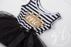 b47ffd167a6c 1st Birthday Dress Gold Crown