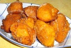 Donut Recipes, My Recipes, Dessert Recipes, Portuguese Desserts, Portuguese Recipes, Portuguese Food, Beignets, Cooking Tips, Cooking Recipes