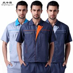 Hotel Uniform, Uniform Shop, Office Uniform, Mechanic Overalls, Work Uniforms, Uniform Design, Fashion Details, Mockup, Work Wear